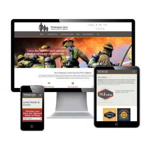 washington firefighters website