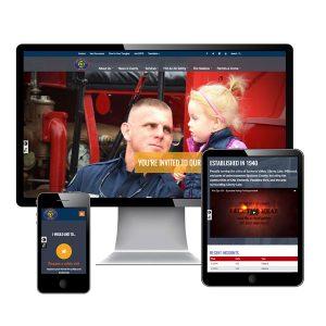 Spokane Valley Fire website