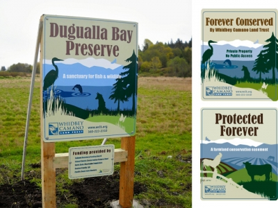 Preservation signs