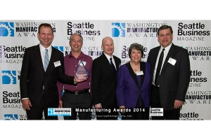 Seattle Business Magazine Award