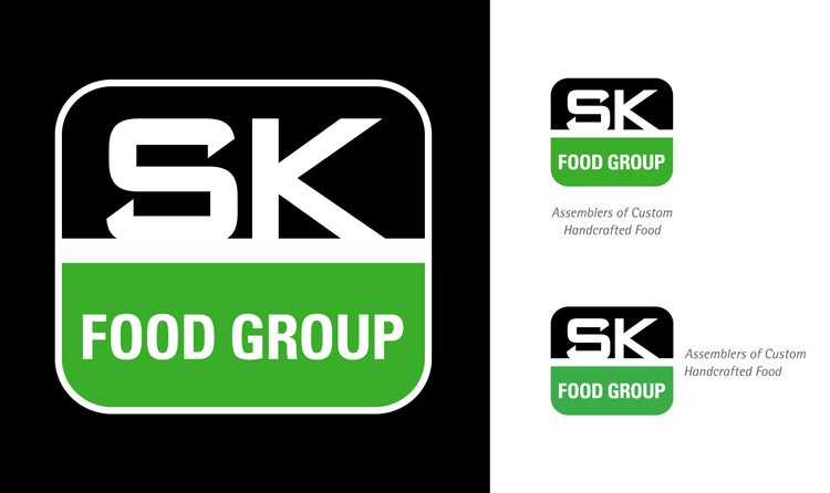 SK Food Group logos