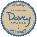 Gold Davey Award Winner Seal