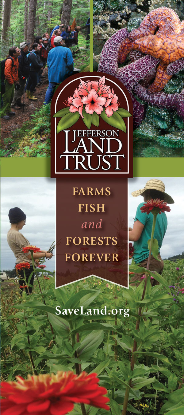 Jefferson Land Trust brochure cover