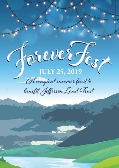 JLT Forever Fest Invite cover