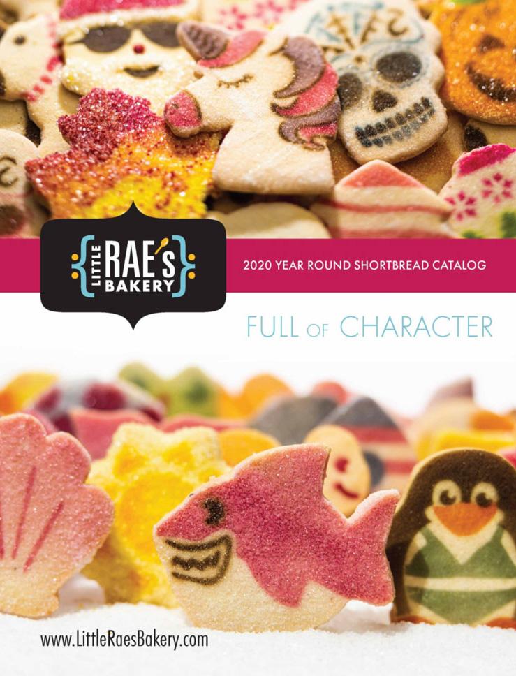 Little Raes Bakery Catalog