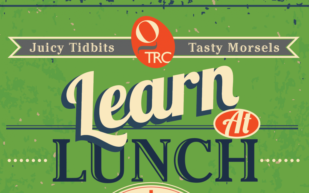 Learn at Lunch! – Introduction to Airtable